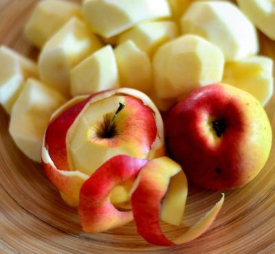 Jabłka prażone