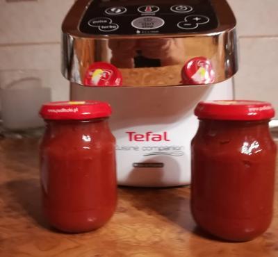 Koncentrat pomidorowy.