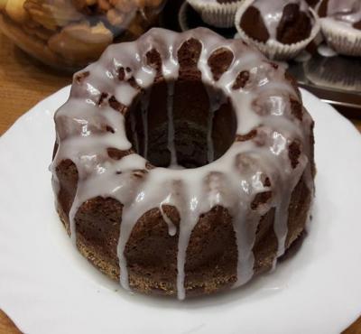 Babka czekoladowo - piernikowa