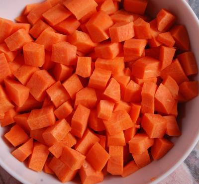 Purée z marchewki