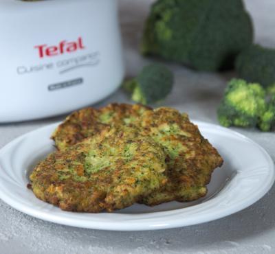 Kotleciki drobiowo- brokułowe