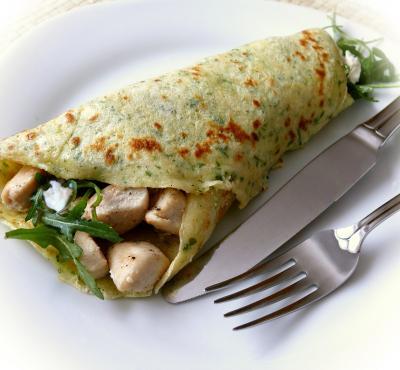 Filet z kurczaka w sosie miodowym