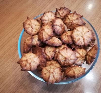 Ciastka owsiane z cynamonem